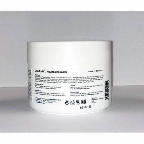 I.N.S.T.A.N.T. resurfacing mask, 200ml