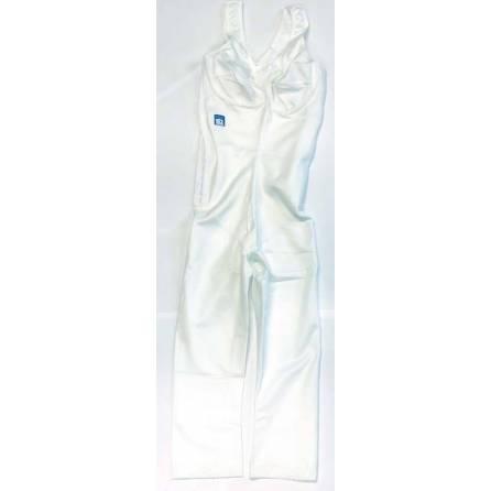 Body ¾-langem Bein, Oberkörperlänge 78-85cm, weiß, Größe 2
