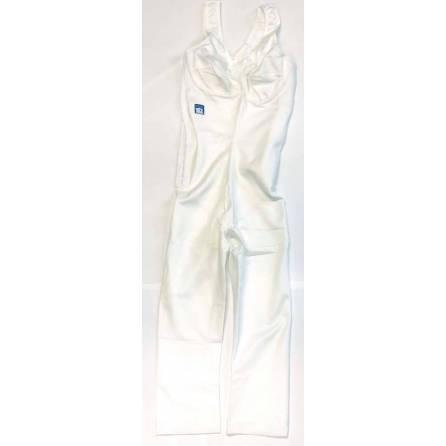 Body ¾-langem Bein, Oberkörperlänge 78-85cm, weiß, Größe 3