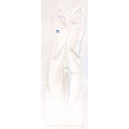 Body ¾-langem Bein, Oberkörperlänge 78-85cm, weiß, Größe 4