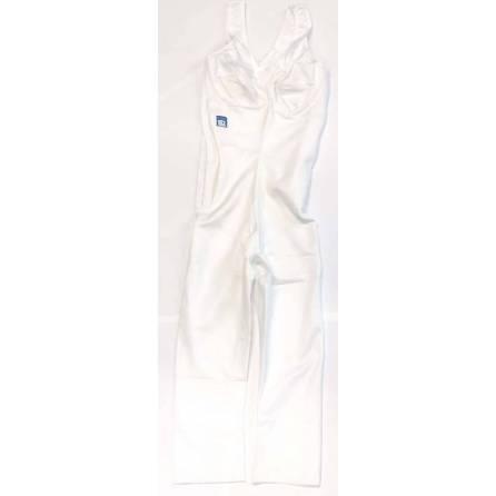 Body ¾-langem Bein, Oberkörperlänge 78-85cm, weiß, Größe 6
