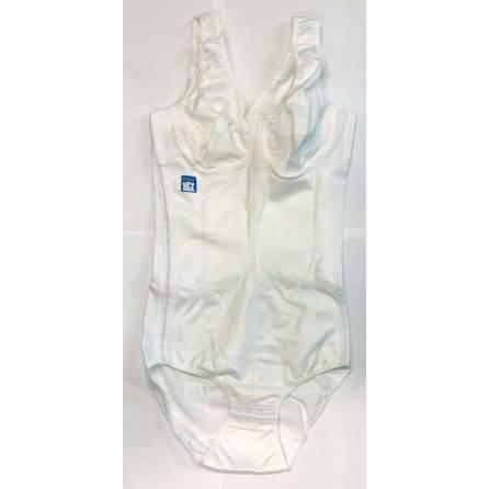 Body ohne Bein, Oberkörperlänge 78-85cm, weiß, Größe 3