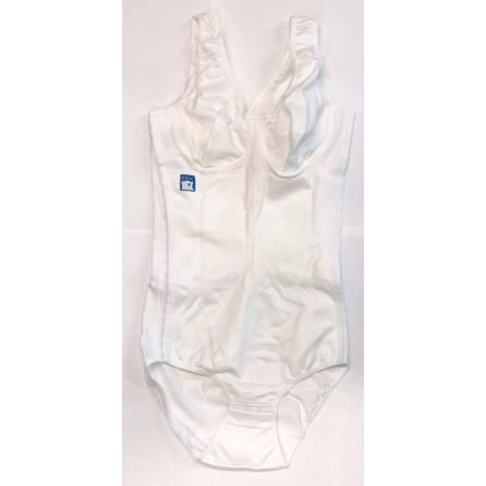 Body ohne Bein, Oberkörperlänge 78-85cm, weiß, Größe 4