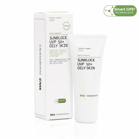 INNO Derma Sunblock UVP 50+ Oily Skin - 60 g