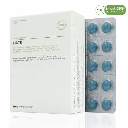 INNO Derma Hair Caps / Tabletten - 60 St.